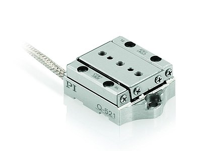 Q-521 Q‑Motion® Miniature Linear Stage with integrated incremental encoder