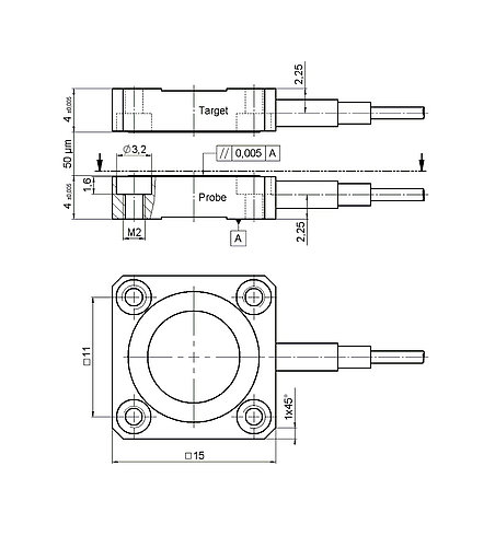 D-050.00, dimensions in mm